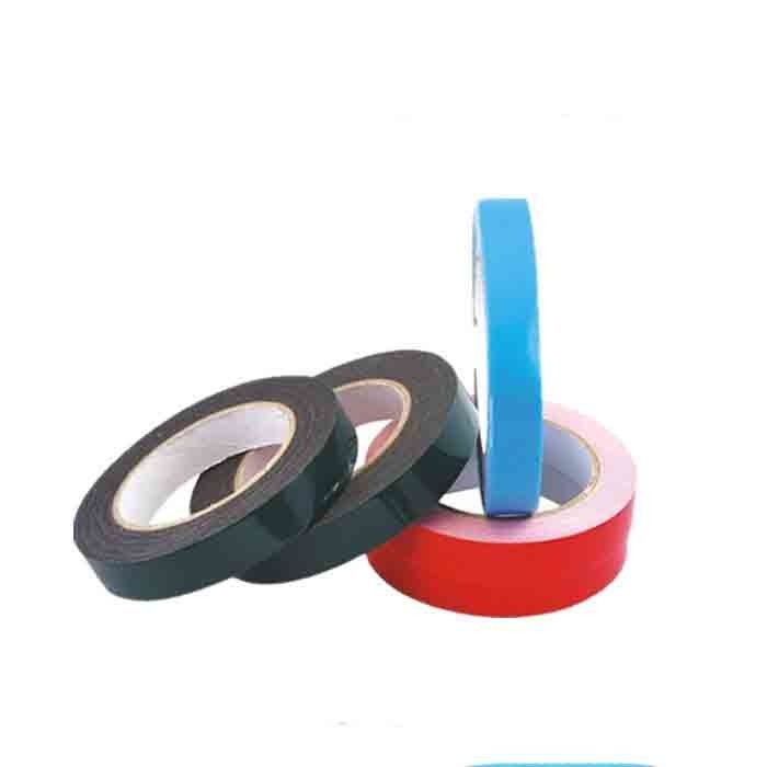 Hot Melt Double Adhesive Foam Tape , Double Faced Adhesive Tape Fit Car Industry